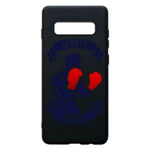Phone case for Samsung S10+ Boxer