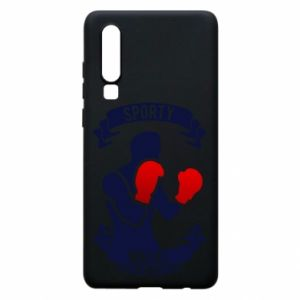 Phone case for Huawei P30 Boxer