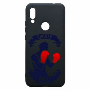 Phone case for Xiaomi Redmi 7 Boxer