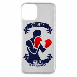 Phone case for iPhone 11 Boxer