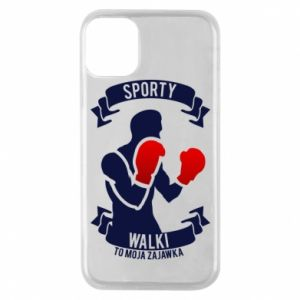 Phone case for iPhone 11 Pro Boxer