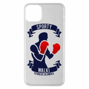 Phone case for iPhone 11 Pro Max Boxer