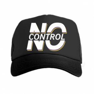 Czapka trucker No control