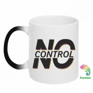 Kubek-kameleon No control