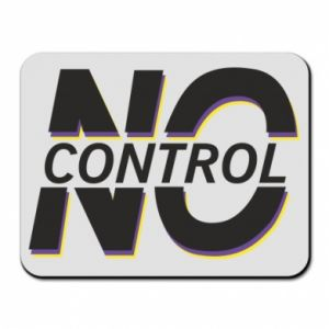 Podkładka pod mysz No control