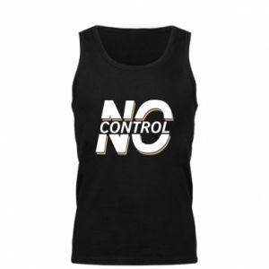 Męska koszulka No control