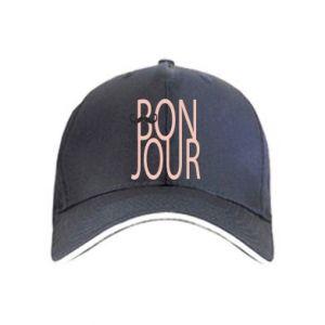Czapka Bonjour