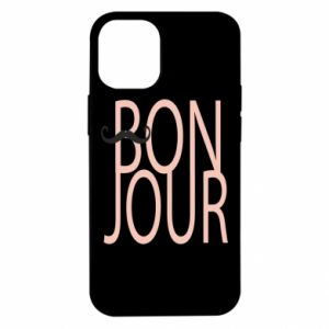 Etui na iPhone 12 Mini Bonjour
