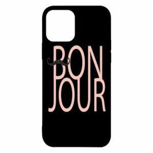 Etui na iPhone 12/12 Pro Bonjour