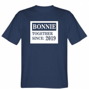 T-shirt Bonnie Together since: 2019