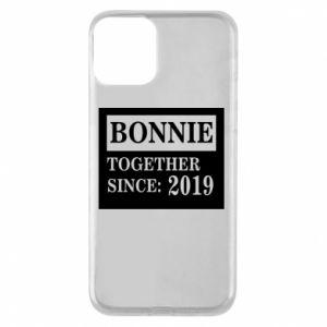 Etui na iPhone 11 Bonnie Together since: 2019