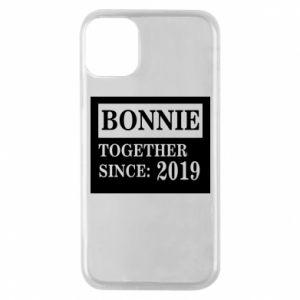 Etui na iPhone 11 Pro Bonnie Together since: 2019