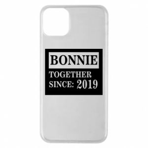 Etui na iPhone 11 Pro Max Bonnie Together since: 2019