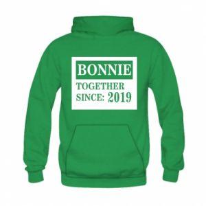 Bluza z kapturem dziecięca Bonnie Together since: 2019