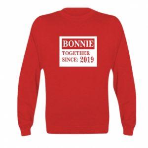 Bluza dziecięca Bonnie Together since: 2019