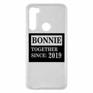 Etui na Xiaomi Redmi Note 8 Bonnie Together since: 2019