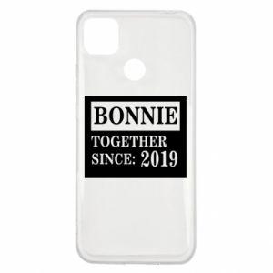 Etui na Xiaomi Redmi 9c Bonnie Together since: 2019