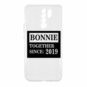 Etui na Xiaomi Redmi 9 Bonnie Together since: 2019