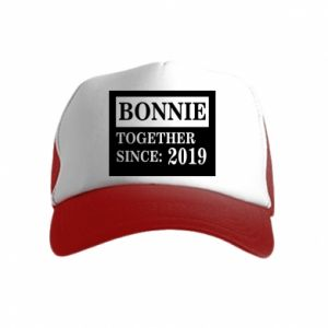 Kid's Trucker Hat Bonnie Together since: 2019