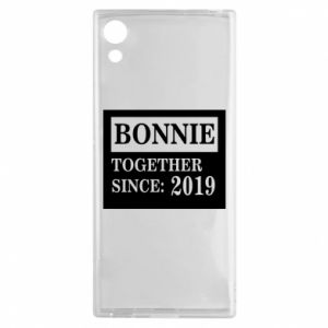 Etui na Sony Xperia XA1 Bonnie Together since: 2019