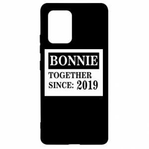 Etui na Samsung S10 Lite Bonnie Together since: 2019