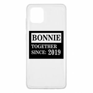 Etui na Samsung Note 10 Lite Bonnie Together since: 2019