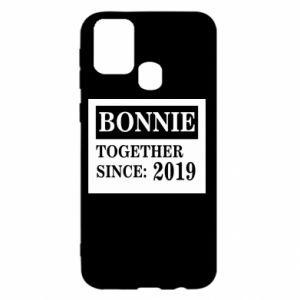Etui na Samsung M31 Bonnie Together since: 2019