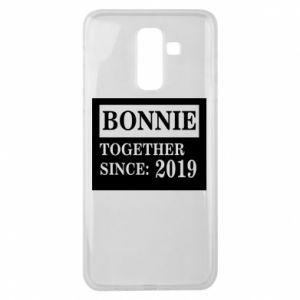 Etui na Samsung J8 2018 Bonnie Together since: 2019