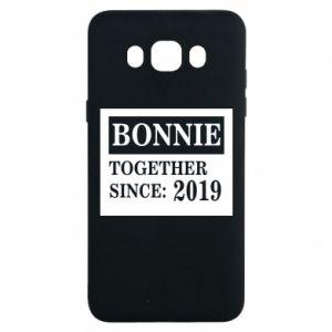 Etui na Samsung J7 2016 Bonnie Together since: 2019