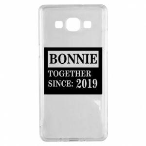 Etui na Samsung A5 2015 Bonnie Together since: 2019