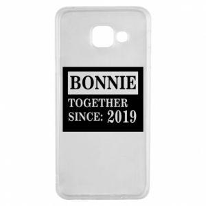 Etui na Samsung A3 2016 Bonnie Together since: 2019