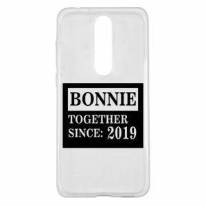 Etui na Nokia 5.1 Plus Bonnie Together since: 2019