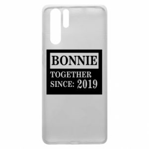 Etui na Huawei P30 Pro Bonnie Together since: 2019