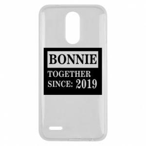 Etui na Lg K10 2017 Bonnie Together since: 2019