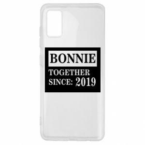 Etui na Samsung A41 Bonnie Together since: 2019