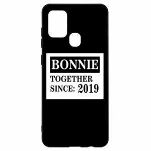 Etui na Samsung A21s Bonnie Together since: 2019