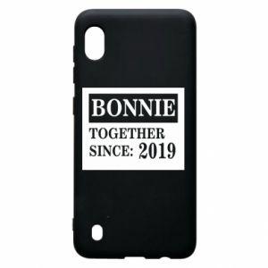 Etui na Samsung A10 Bonnie Together since: 2019
