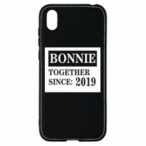 Etui na Huawei Y5 2019 Bonnie Together since: 2019
