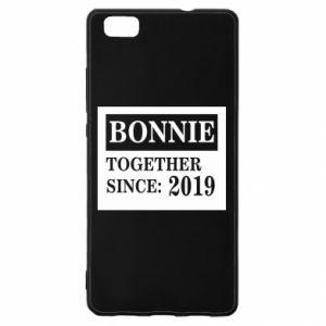 Etui na Huawei P 8 Lite Bonnie Together since: 2019