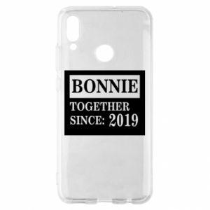 Etui na Huawei P Smart 2019 Bonnie Together since: 2019
