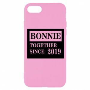 Etui na iPhone SE 2020 Bonnie Together since: 2019