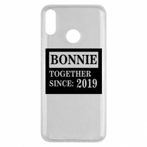 Etui na Huawei Y9 2019 Bonnie Together since: 2019