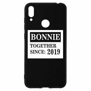 Etui na Huawei Y7 2019 Bonnie Together since: 2019