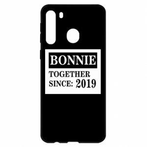 Etui na Samsung A21 Bonnie Together since: 2019
