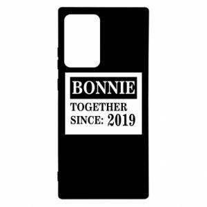 Etui na Samsung Note 20 Ultra Bonnie Together since: 2019