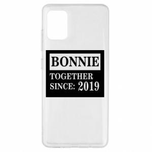 Etui na Samsung A51 Bonnie Together since: 2019