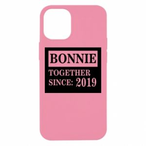 Etui na iPhone 12 Mini Bonnie Together since: 2019
