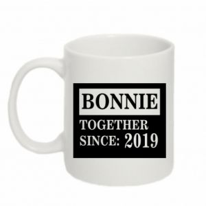 Kubek 330ml Bonnie Together since: 2019