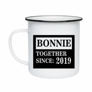 Kubek emaliowany Bonnie Together since: 2019