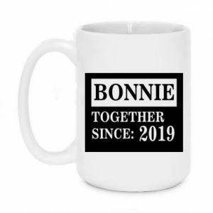 Mug 450ml Bonnie Together since: 2019 - PrintSalon